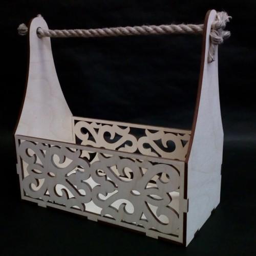 Ящик ажурный(фанера)