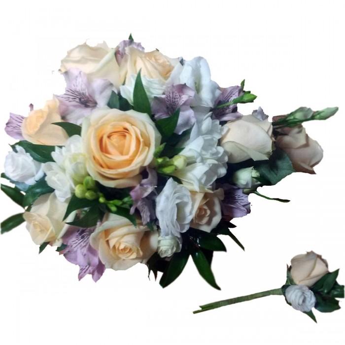 купить букет невесты недорого, букет невесты купить недорого