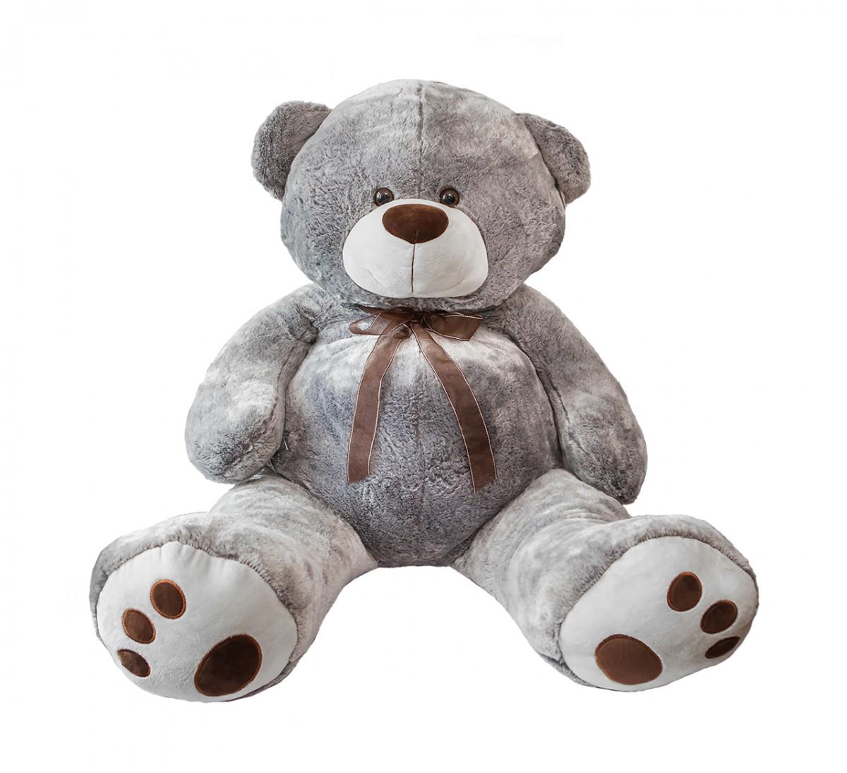 Медведь серый с бантом