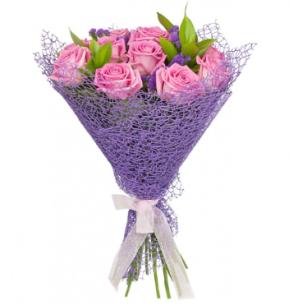 букет роз с доставкой, букет роз цена, купить букет роз недорого